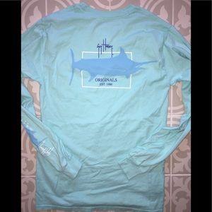 Guy Harvey shirt size-S